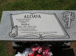 Mark A. Aldava