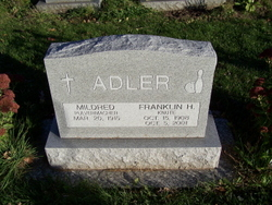 Franklin H. Adler