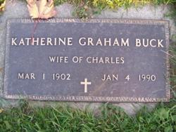 Katherine <i>Graham</i> Buck