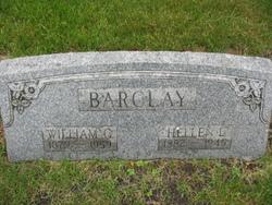 William G. Barclay