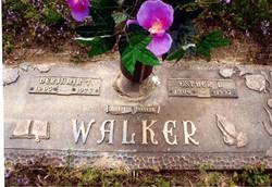 Benjamin Thomas Walker, Sr