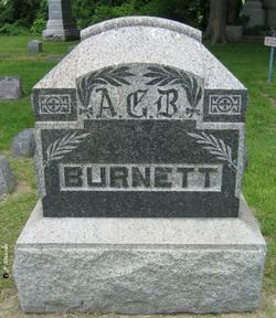 Adna G. Burnett