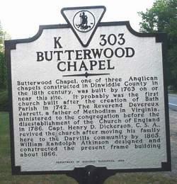 Butterwood Cemetery