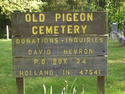 Pigeon Creek Baptist Church Cemetery