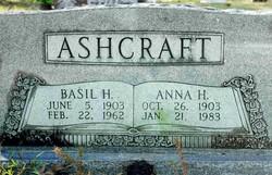 Basil Howard Ashcraft
