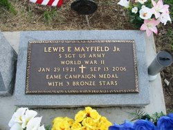 Lewis Edward Mayfield, Jr