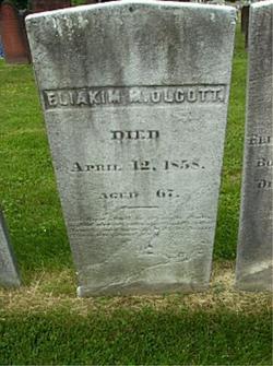 Eliakim M Olcott