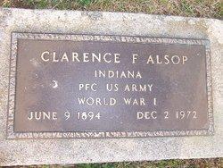 Clarence Franklin Alsop