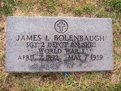James Leland Bolenbaugh