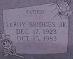 LeRoy Bridges, Jr