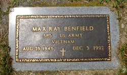 Max Ray Benfield