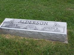 Ella W. <i>Cox</i> Alderson