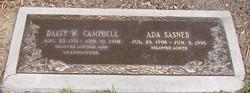 Daisy W. Campbell