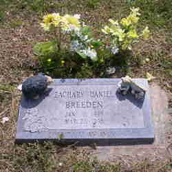 Zachary Daniel Breeden