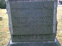 Mottrom Corbin Ball