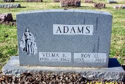 Velma E Adams