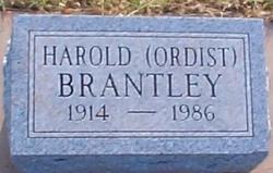 Harold Ordist Brantley