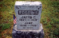 Jacob G Robbins