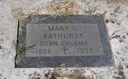 Mary C. Bathurst
