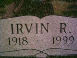 Irvin Roy Butler