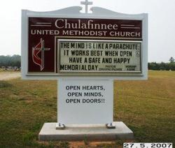 Chulafinnee Methodist Church Cemetery