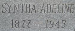 Syntha Adeline Beggs