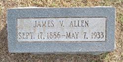 James V Allen