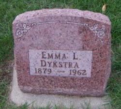 Emma L. Dykstra