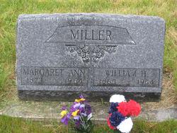 Margaret Ann <i>Garrard</i> Miller
