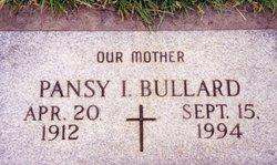 Pansy Irene <i>Coop</i> Bullard