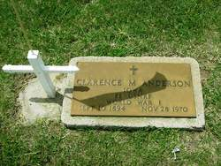 Clarence M. Anderson