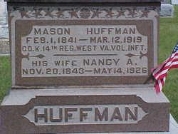 Mason Andrew Huffman