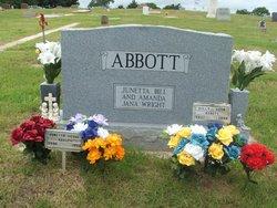 Junetta Pearl <i>Wright</i> Abbott