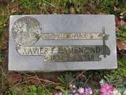 Xavier F. Camenzind