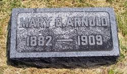 Mary G. <i>Wintin</i> Arnold