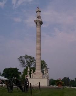 Dayton Veterans Soldiers Monument
