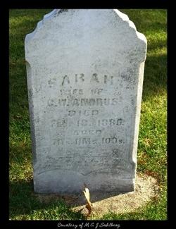Sarah Andrus
