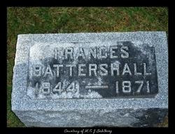 Frances Battershall