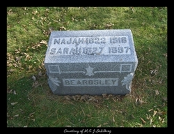 Sarah J. <i>Furney</i> Beardsley