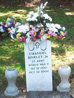 Emanuel Binkley, Jr