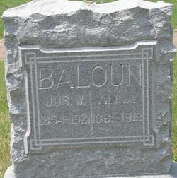 Alina <i>Bettigheimer</i> Baloun