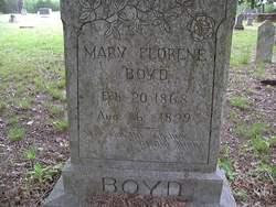 Mary Florene Boyd