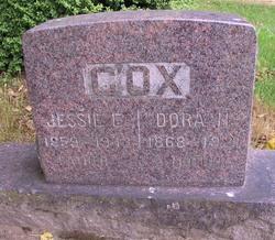 Dora Henriette <i>Rogge</i> Cox