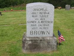 Joseph Edward Brown