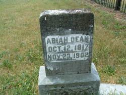 Abiah Dean