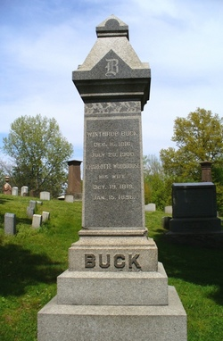 Louise F <i>Denison</i> Buck