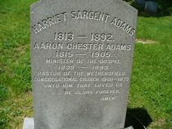 Aaron Chester Adams