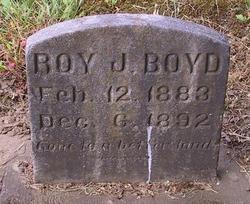 Roy J Boyd