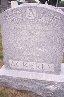 Albert Ackerley