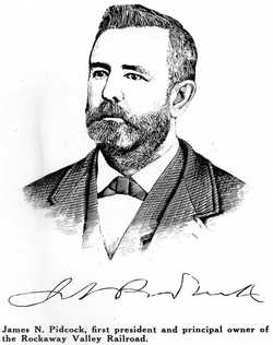 James Nelson Pidcock